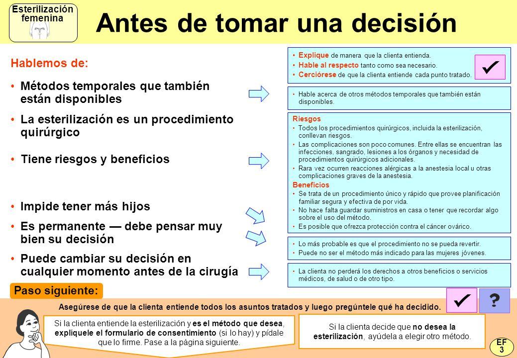 Esterilizaci n femenina ppt video online descargar - Cambiar de medico de cabecera por internet ...