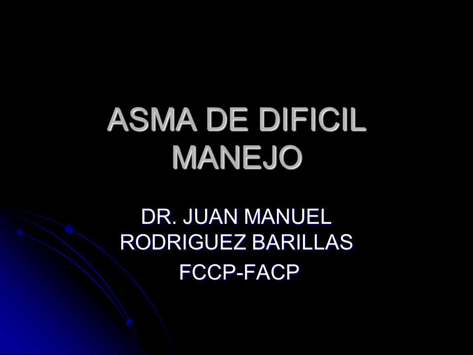 DR. JUAN MANUEL RODRIGUEZ BARILLAS FCCP-FACP