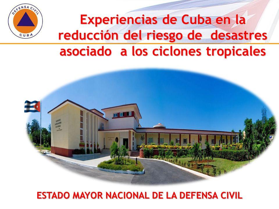 PNUD reconoce quehacer de Cuba en reducción de riesgos ante desastres