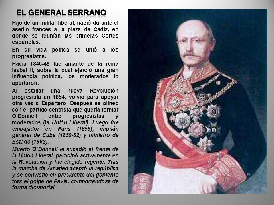 EL GENERAL SERRANO