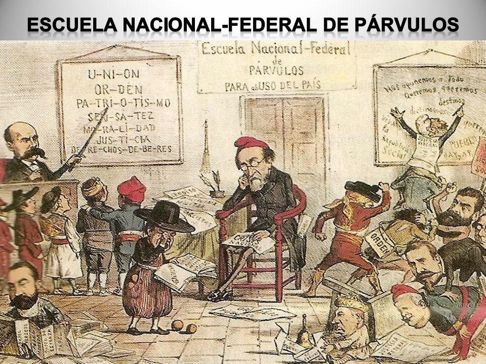 ESCUELA NACIONAL-FEDERAL DE PÁRVULOS