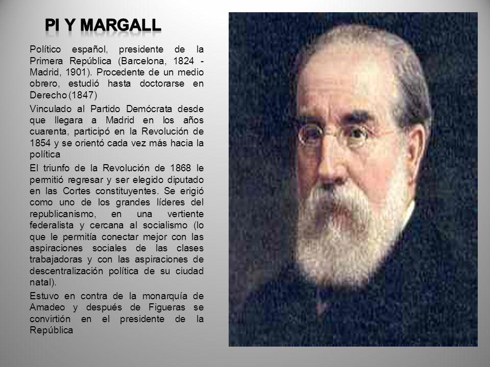 PI Y MARGALL