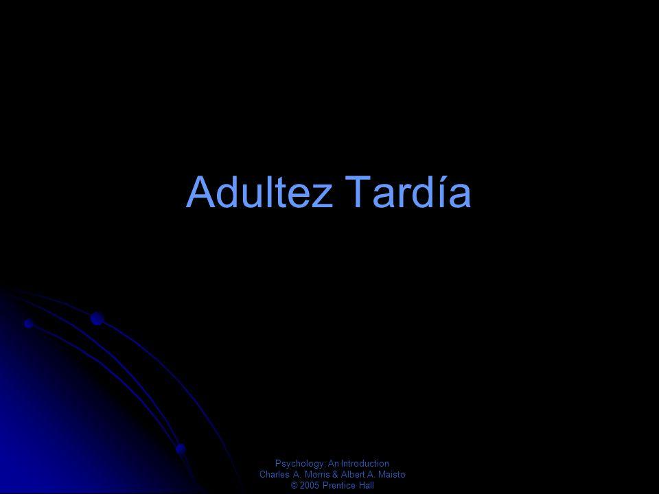 Adultez Tardía
