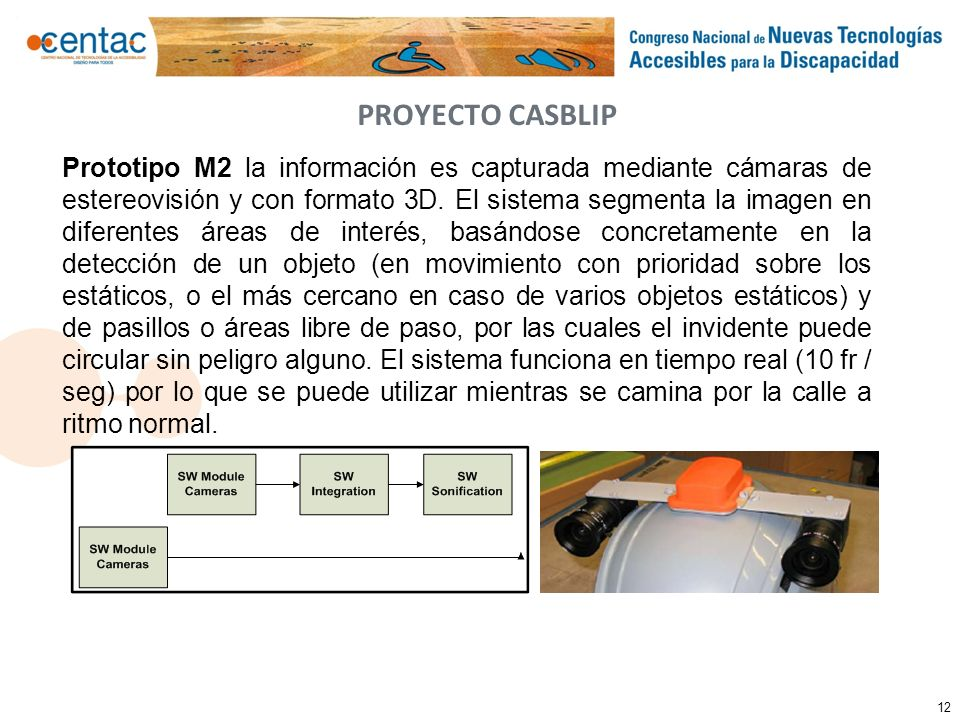 PROYECTO CASBLIP