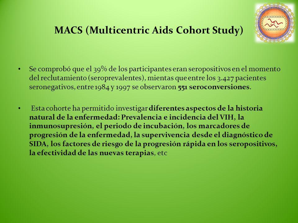 MACS (Multicentric Aids Cohort Study)