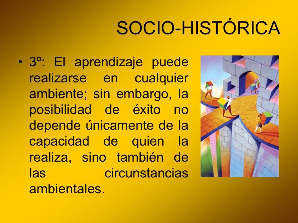 SOCIO-HISTÓRICA