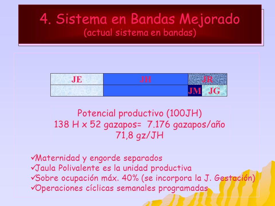 4. Sistema en Bandas Mejorado