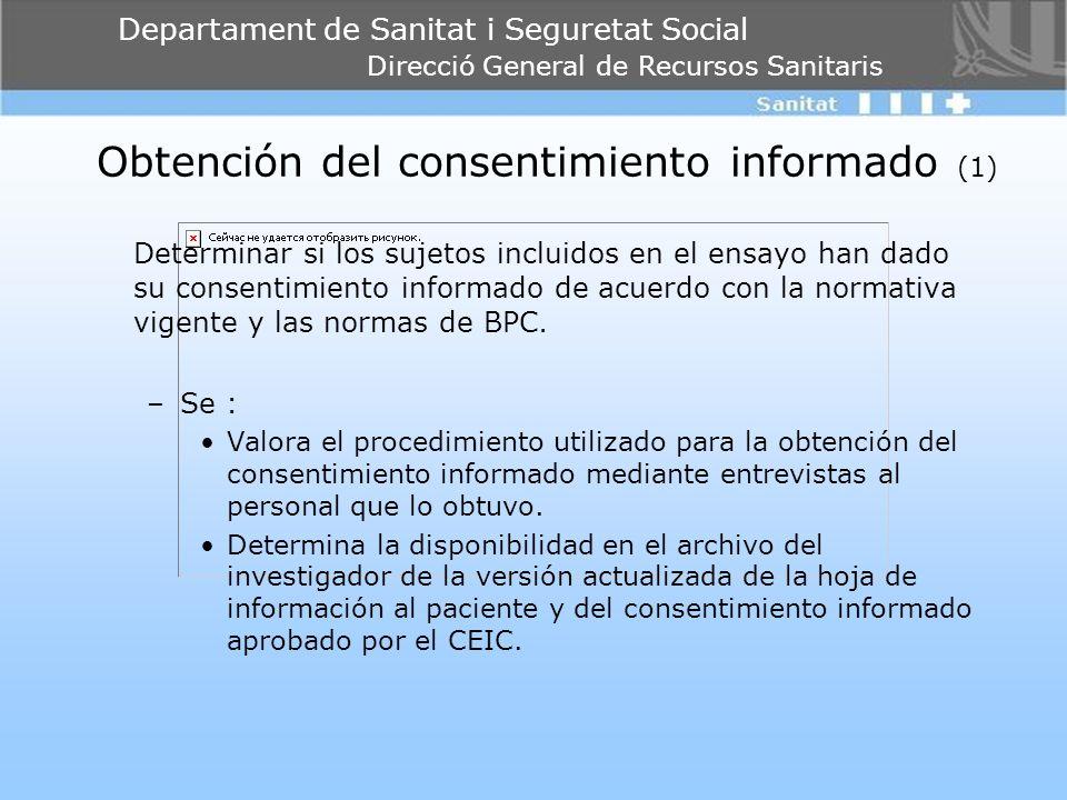 Obtención del consentimiento informado (1)