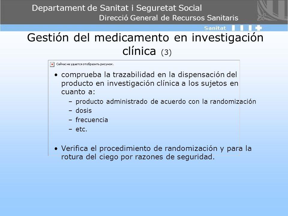 Gestión del medicamento en investigación clínica (3)