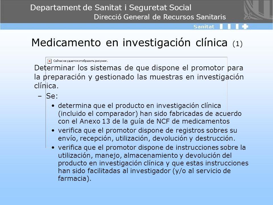 Medicamento en investigación clínica (1)