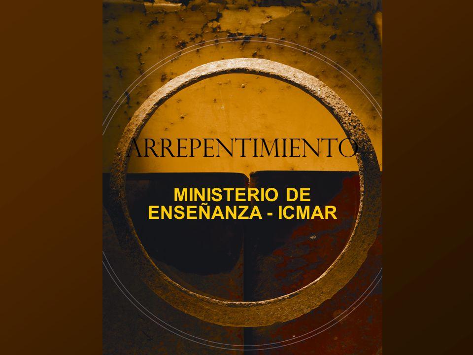 MINISTERIO DE ENSEÑANZA - ICMAR