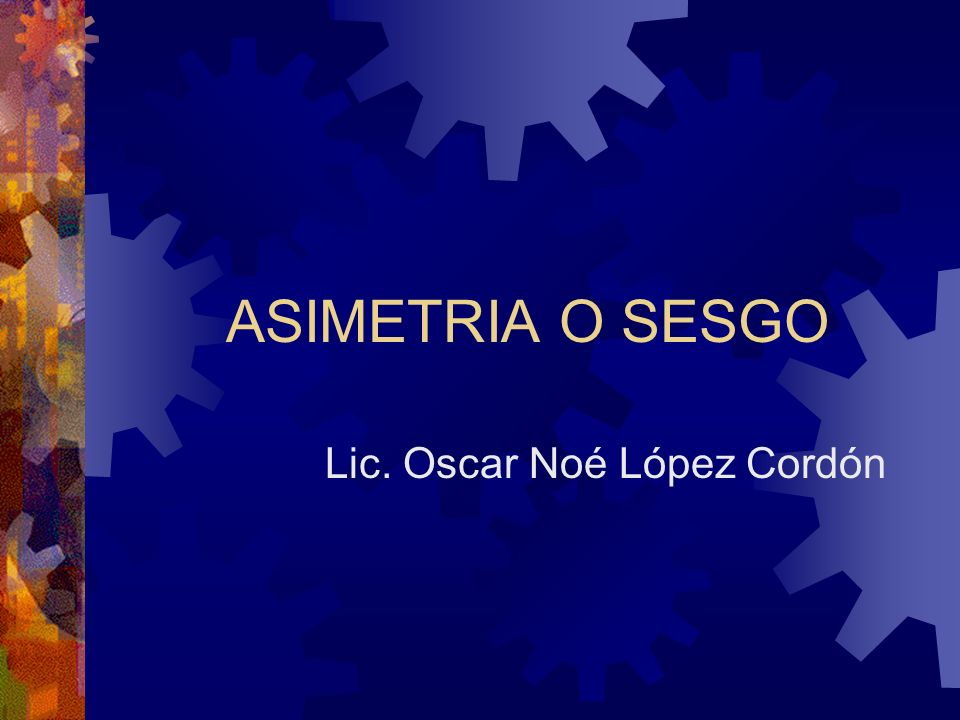 Lic. Oscar Noé López Cordón