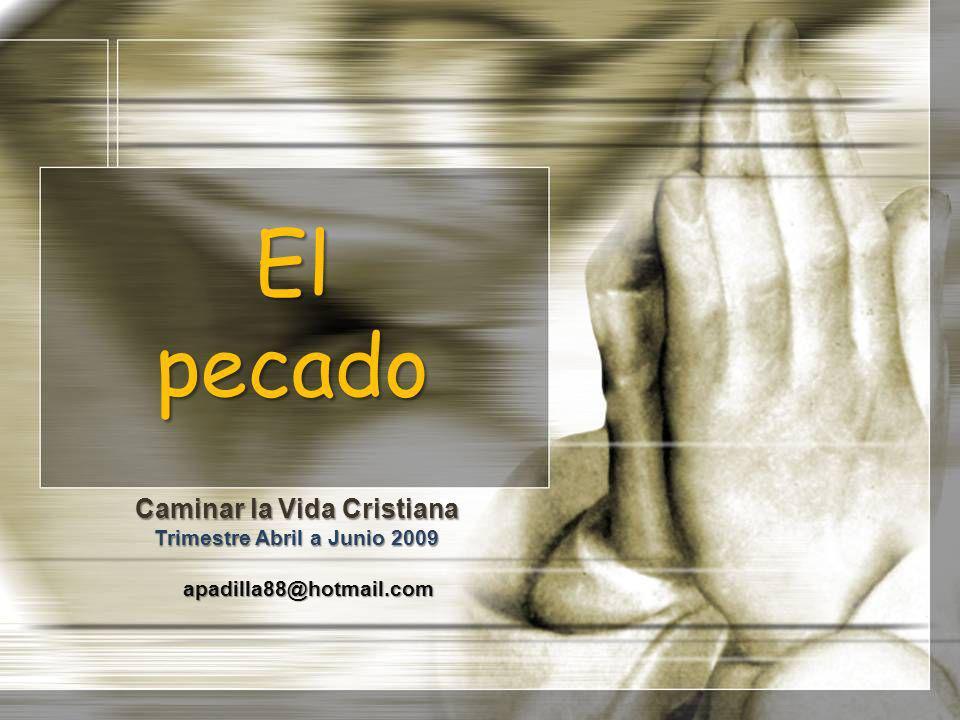 Caminar la Vida Cristiana Trimestre Abril a Junio 2009