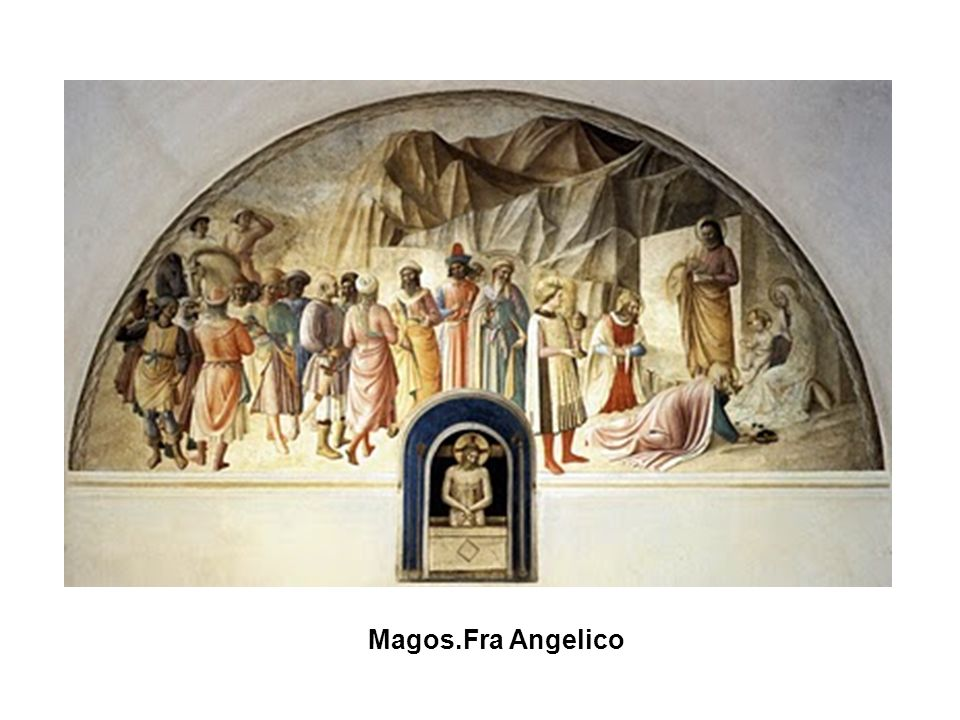 Magos.Fra Angelico