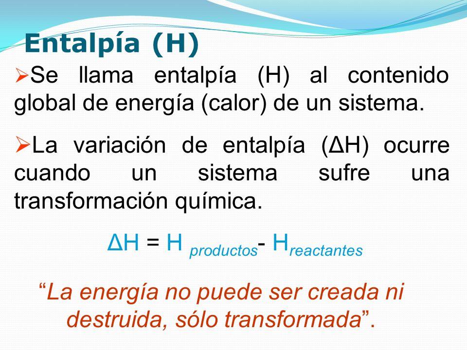 La energía no puede ser creada ni destruida, sólo transformada .