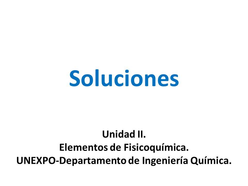 Elementos de Fisicoquímica. UNEXPO-Departamento de Ingeniería Química.