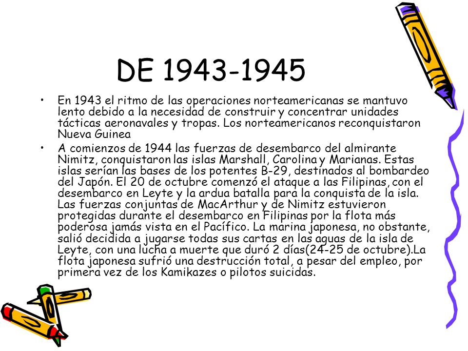 DE 1943-1945