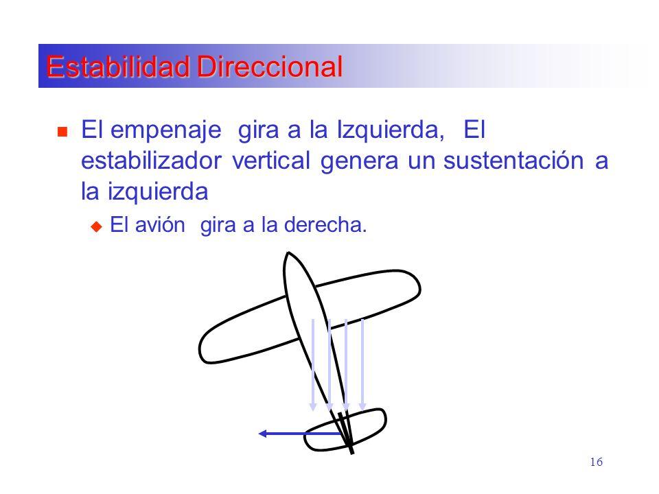 Estabilidad Direccional