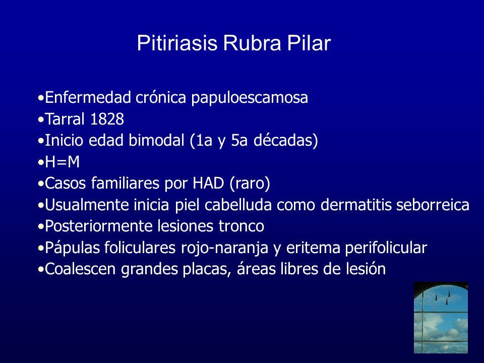 Pitiriasis Rubra Pilar