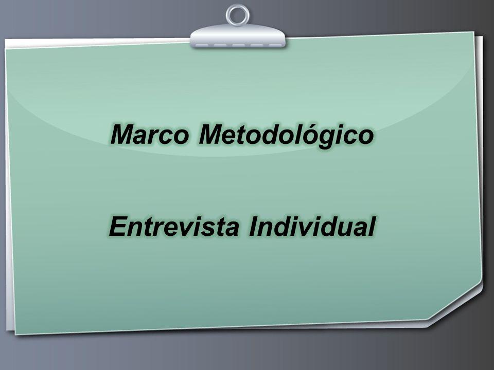 Entrevista Individual