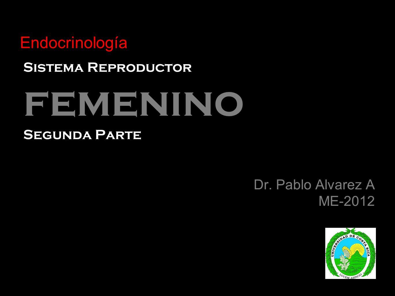 Sistema Reproductor femenino Segunda Parte