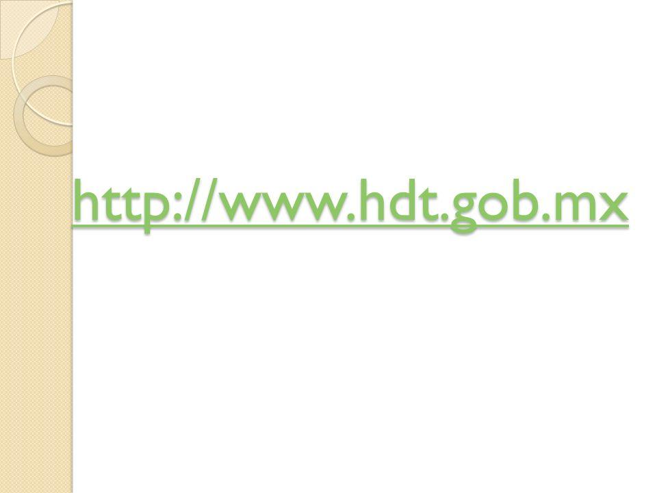 http://www.hdt.gob.mx