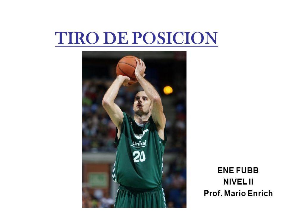 ENE FUBB NIVEL II Prof. Mario Enrich