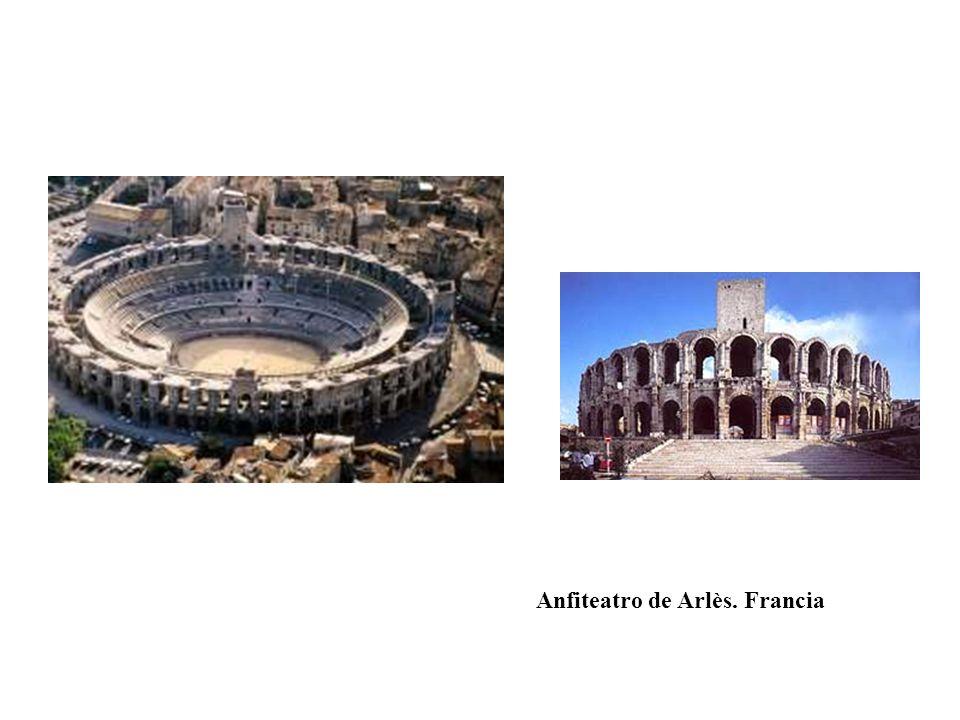 Anfiteatro de Arlès. Francia