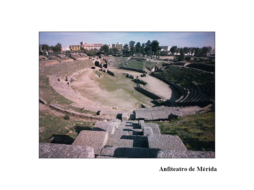 Anfiteatro de Mérida