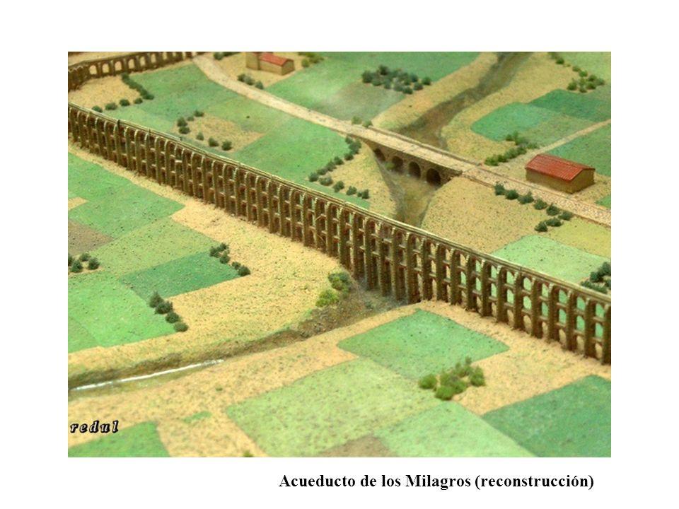 Acueducto de los Milagros (reconstrucción)