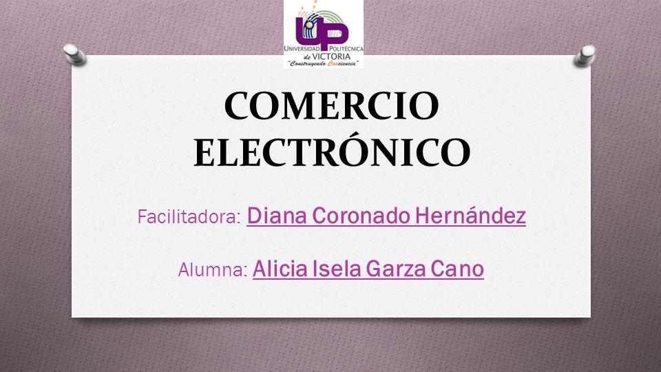 Facilitadora: Diana Coronado Hernández Alumna: Alicia Isela Garza Cano