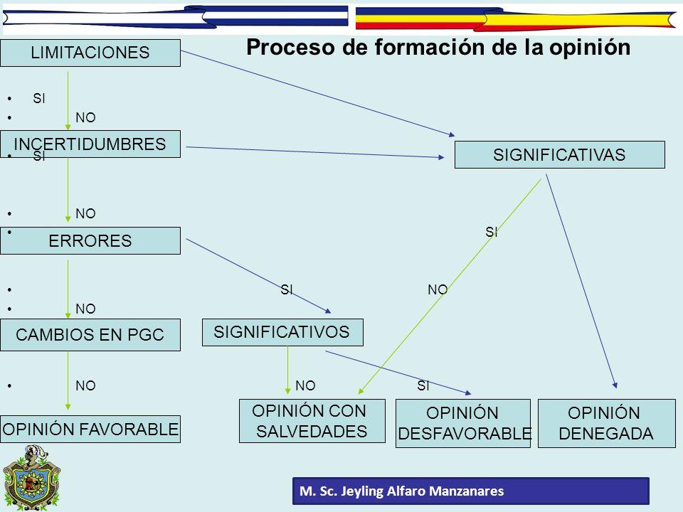 Proceso de formación de la opinión