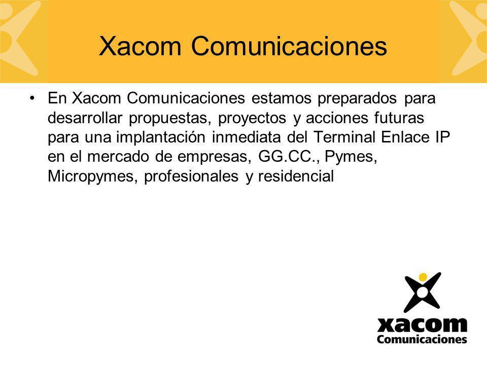 Xacom Comunicaciones