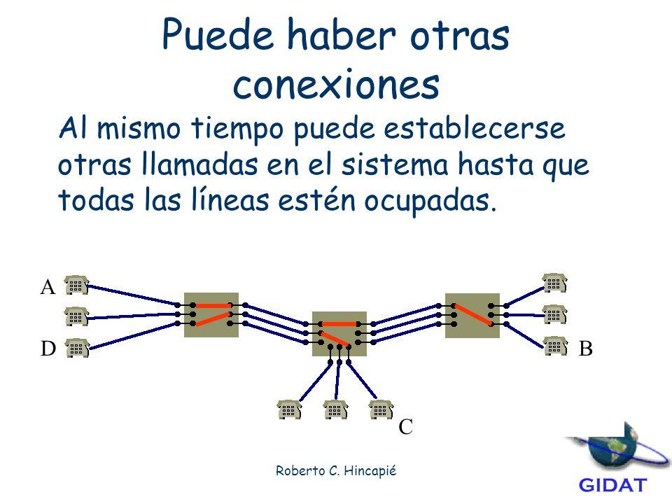 Puede haber otras conexiones