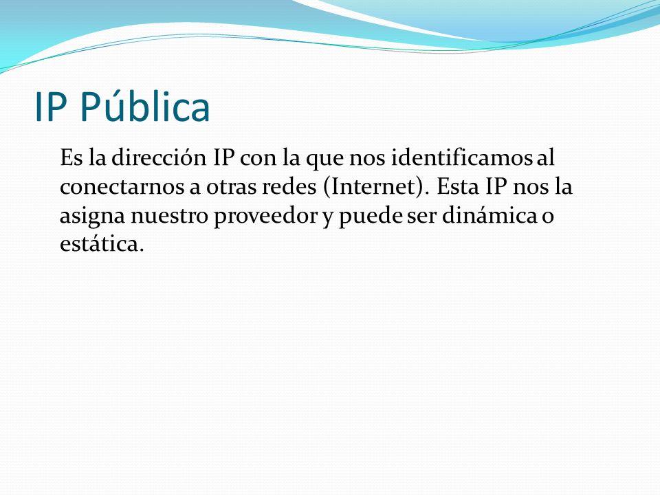 IP Pública