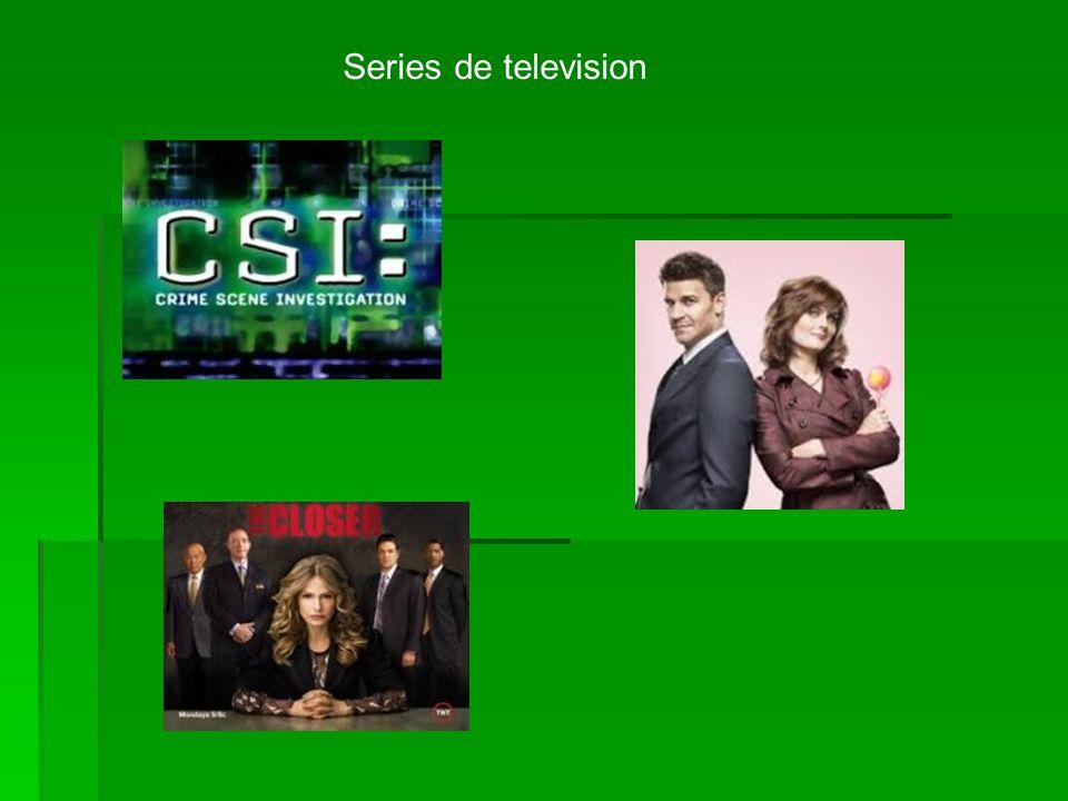 Series de television