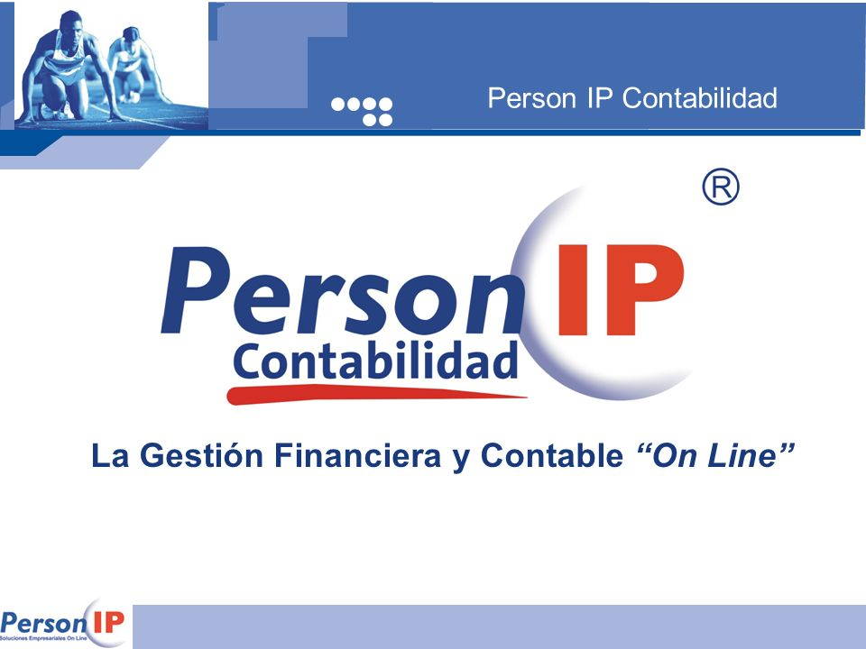 La Gestión Financiera y Contable On Line