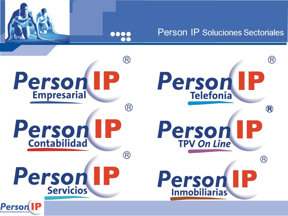 Person IP Soluciones Sectoriales