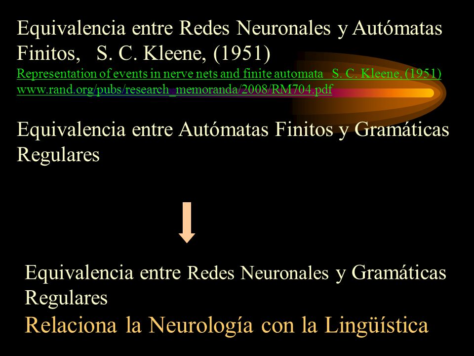 Relaciona la Neurología con la Lingüística