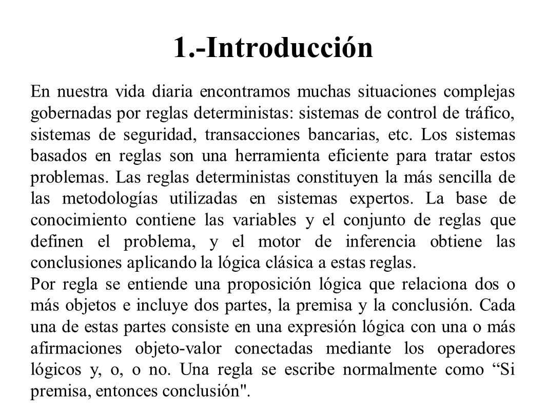 1.-Introducción