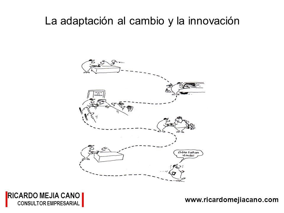 La adaptación al cambio y la innovación