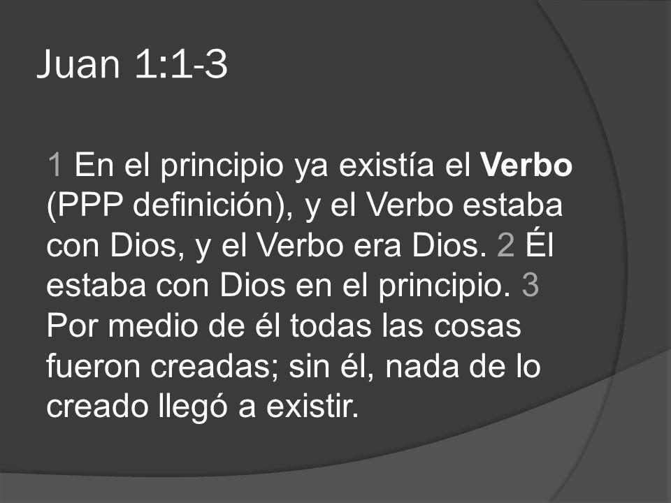 Juan 1:1-3