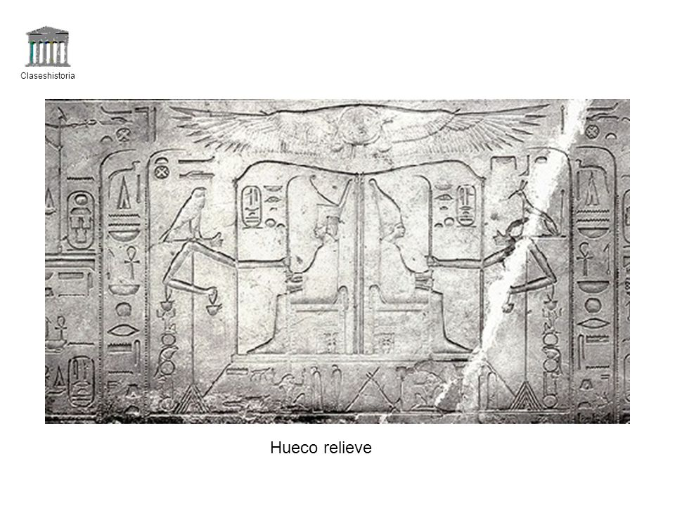 Claseshistoria Hueco relieve