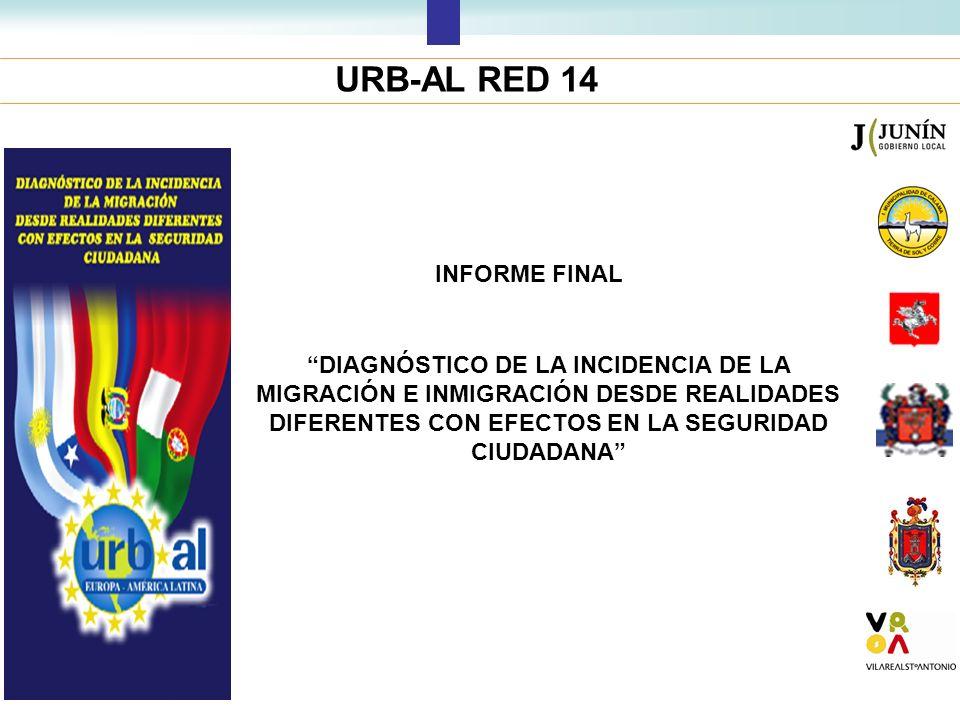 URB-AL RED 14 INFORME FINAL