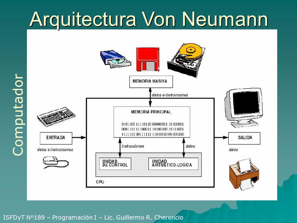 arquitectura von neumann ppt descargar