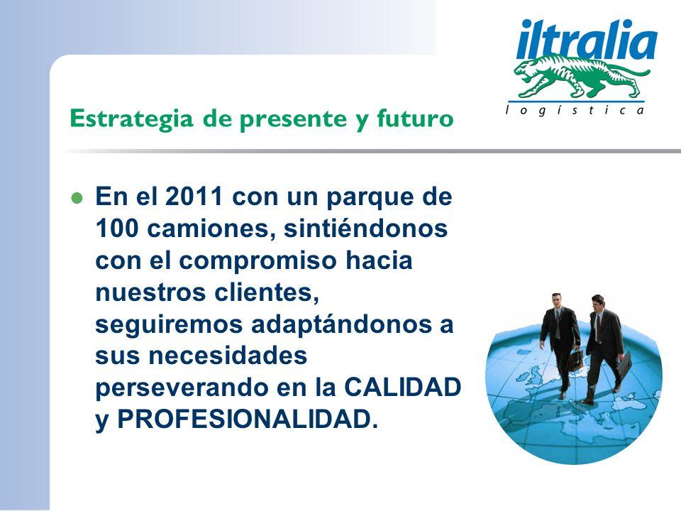 Estrategia de presente y futuro