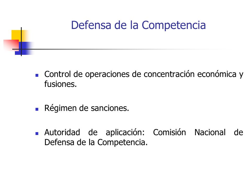 Defensa de la Competencia
