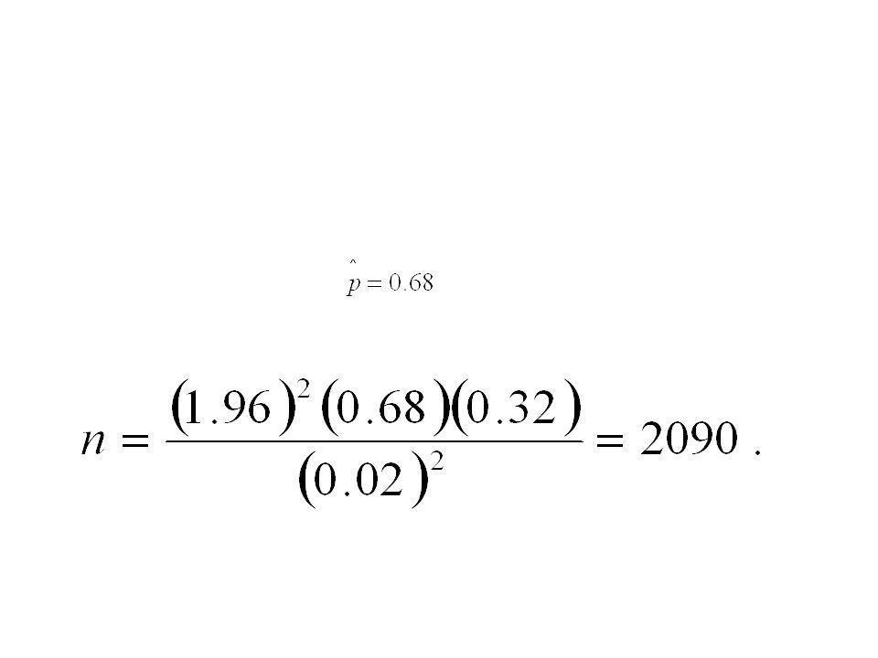 Ejemplo 7.11 ¿Qué tan grande se requiere que sea una muestra en el ejemplo