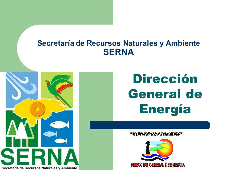 Secretaría de Recursos Naturales y Ambiente SERNA