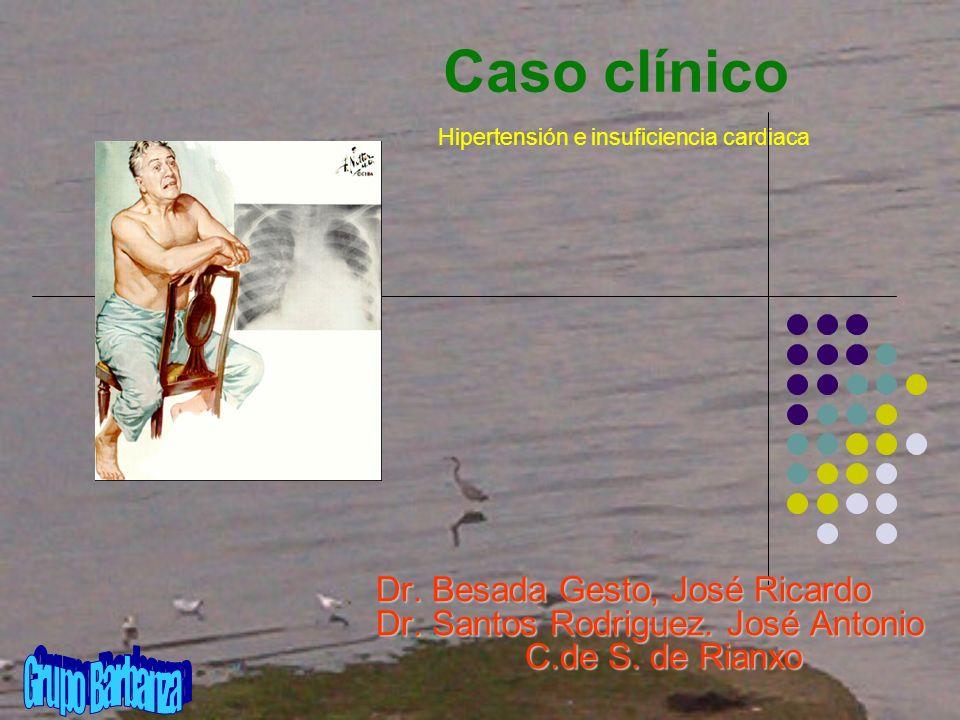 Hipertensión e insuficiencia cardiaca